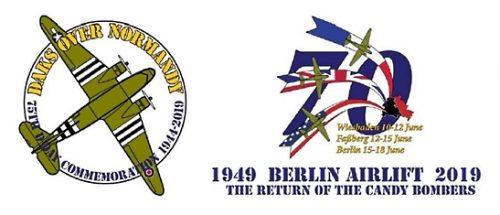 Normandian ja Berliinin lennot varattavissa